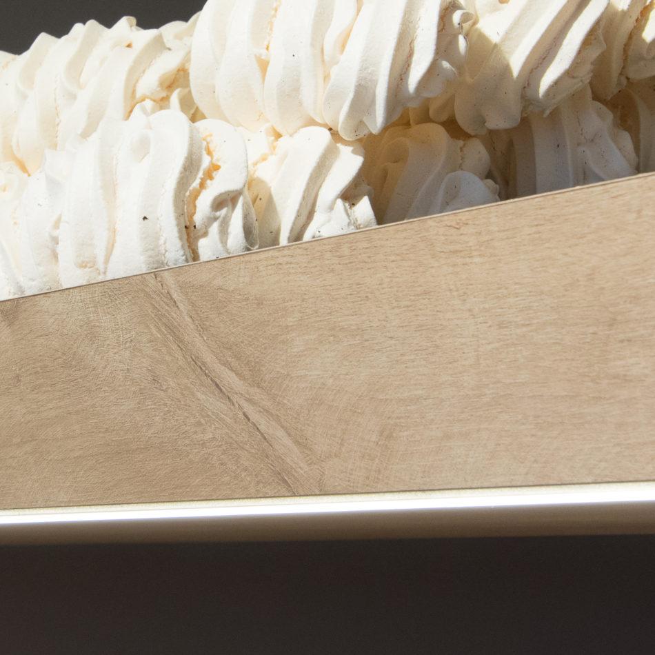 inrichting bakker van acker koeltoonbank strak wit hout hertsberge integral