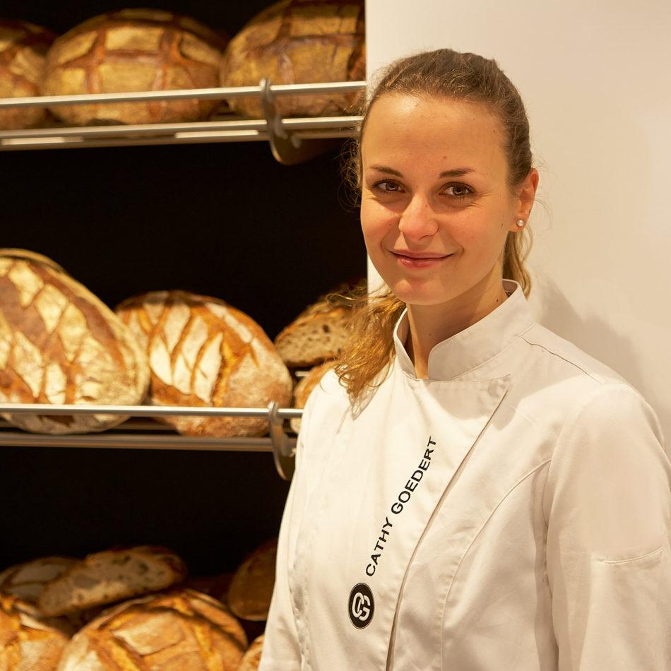 Bakkerij Cathy Goedert bakker inrichting