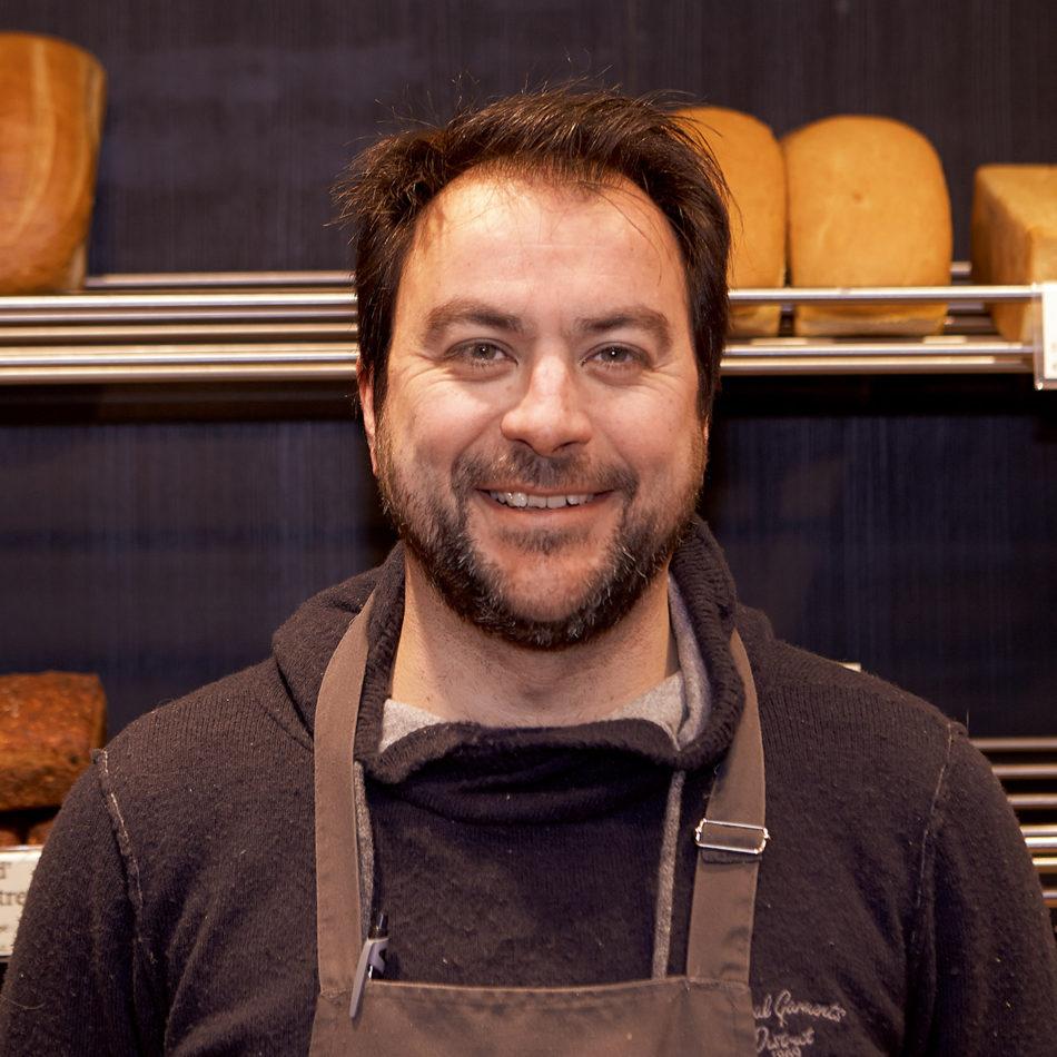 bakker van bakkerij Hanssens intergral interiors