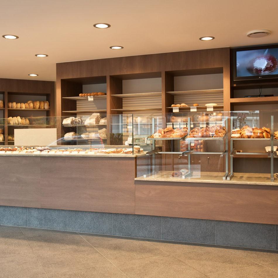 Suffys bakkerij vernieuwd interieur