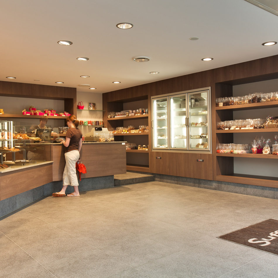 Bakker Suffys integral interiors