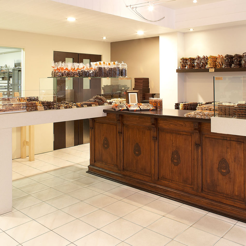 Maenhout chocolaterie Integral