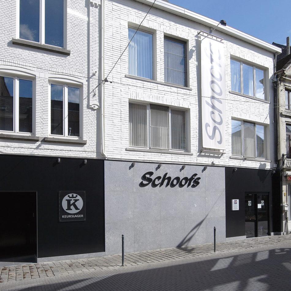 slagerij Schoofs, waarvan Integral Interiors het interieur en de totaalinrichting verzorgde