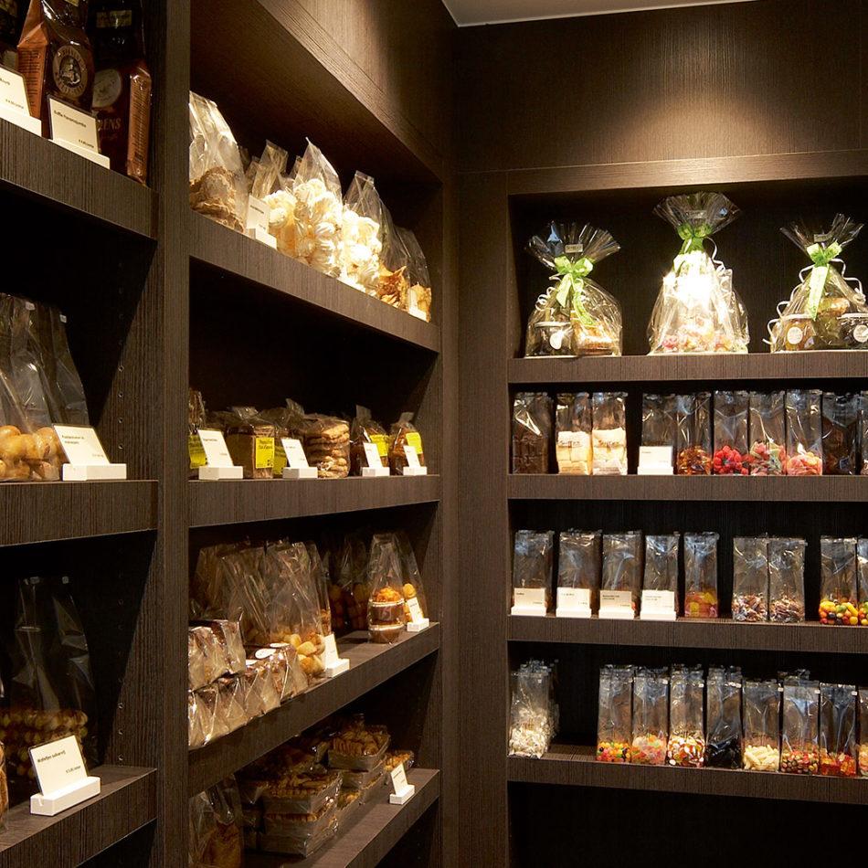 Suffys bakkerij interieur