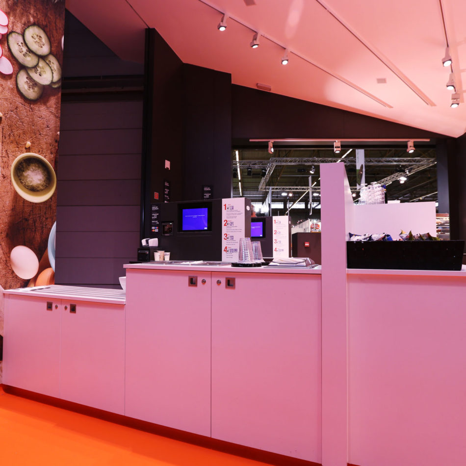 Flanders Expo Fast & Fresh - referentie Integral Interiors