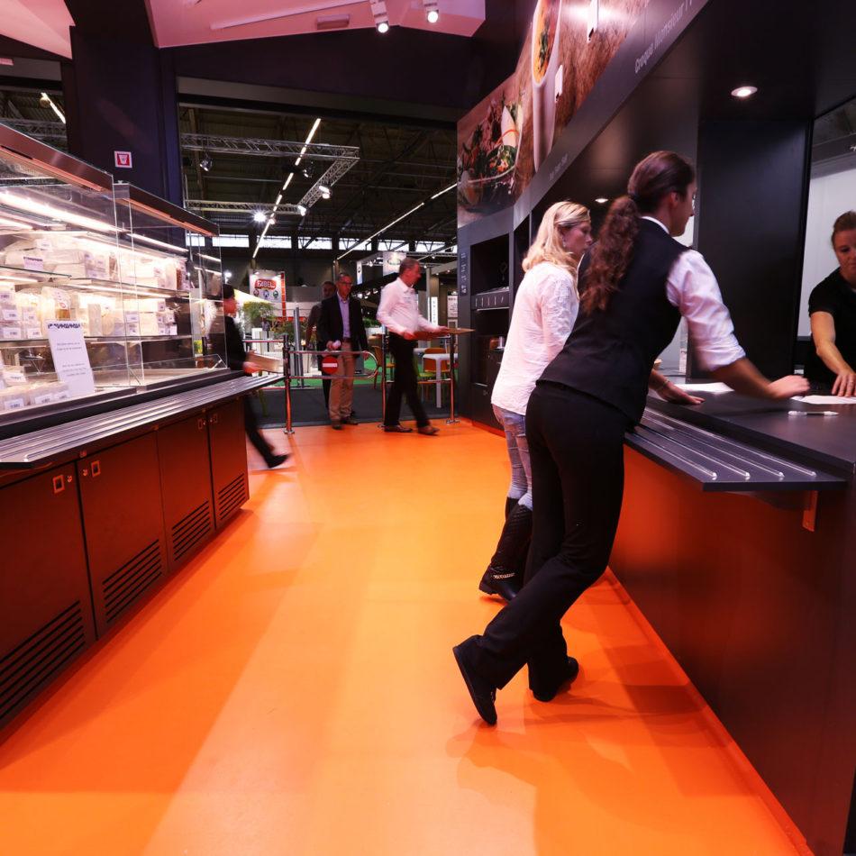 Flanders Expo Fast & Fresh koeltoonbank bistro