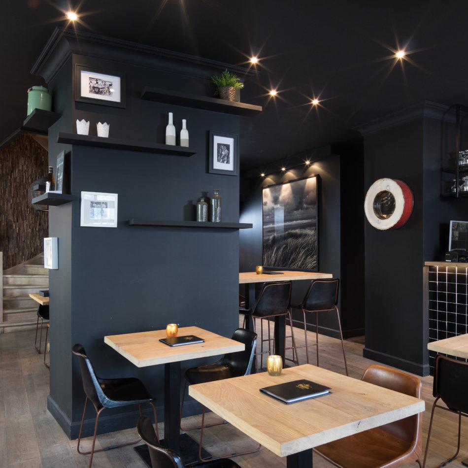 inrichting tudor rose bar bistro restaurant gezellig oostende integral