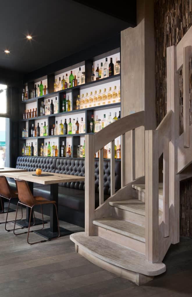 inrichting tudor rose bar bistro restaurant oostende integral
