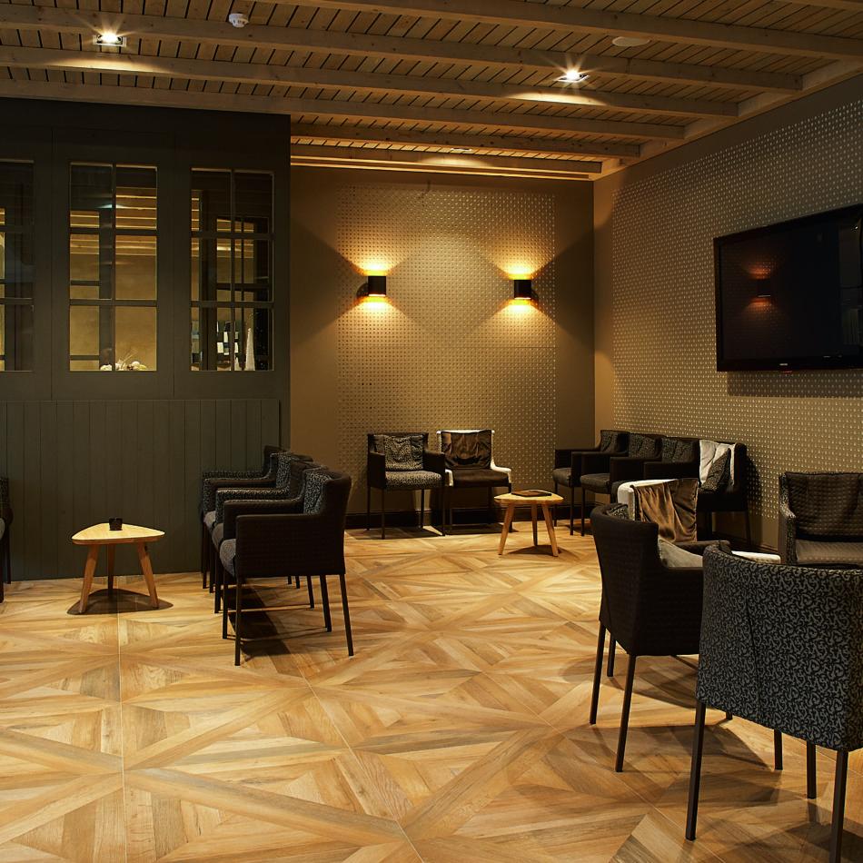 inrichting hotel vayamundo houffalize lounge integral