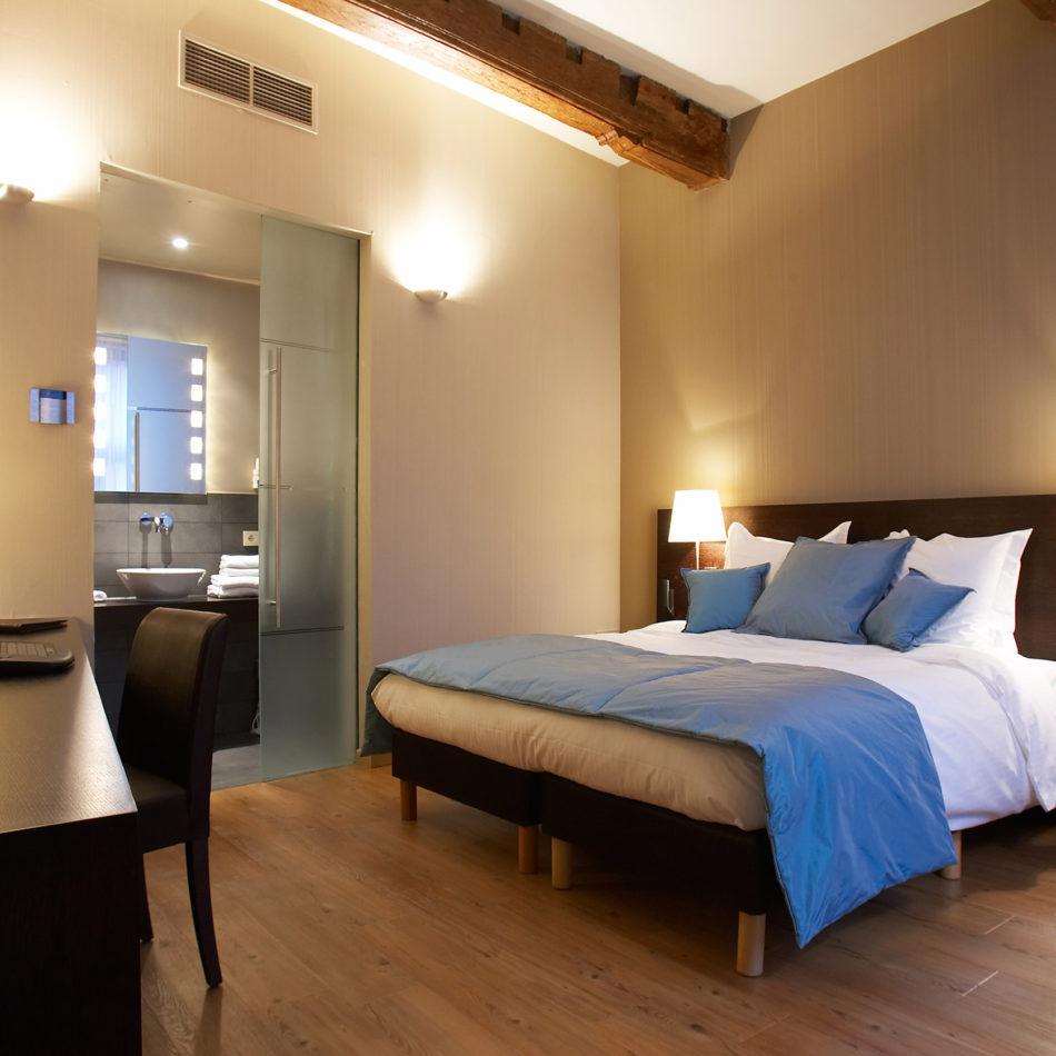 harmony hotelkamer inrichting door integral interiors