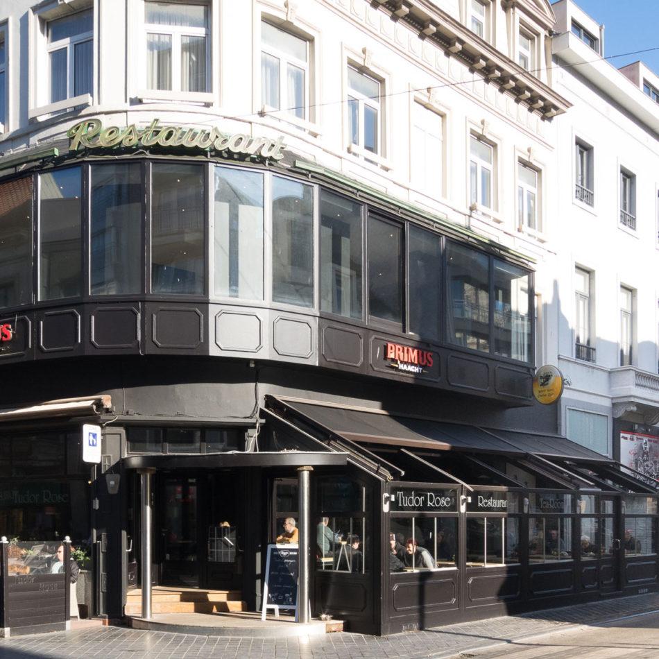 Brasserie Tudor Rose - Koninginnehof Oostende