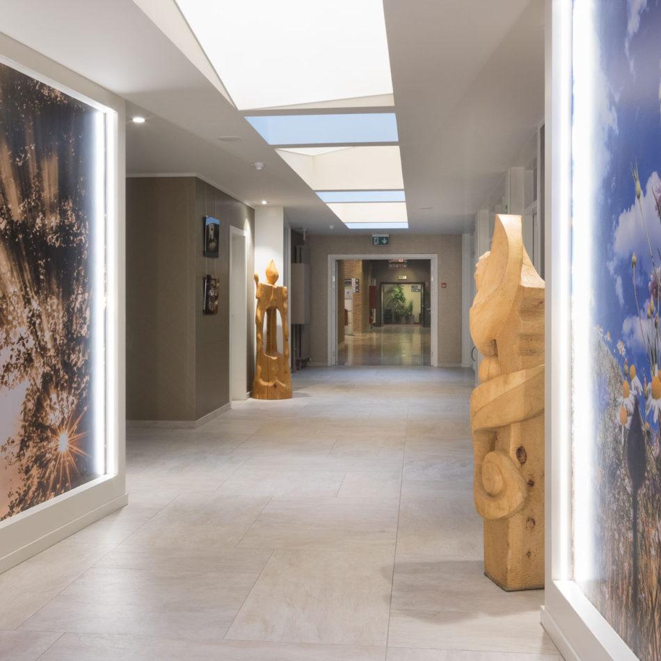 Ol Fosse d'Outh Vayamundo publieke ruimte totaalinrichting door integral interiors