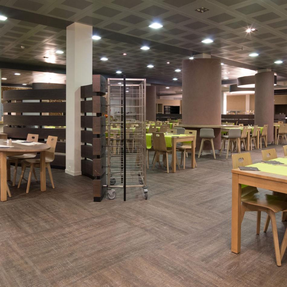 Ol Fosse d'Outh Vayamundo totaalinrichting met meubilair Integral - publieke ruimte referentie