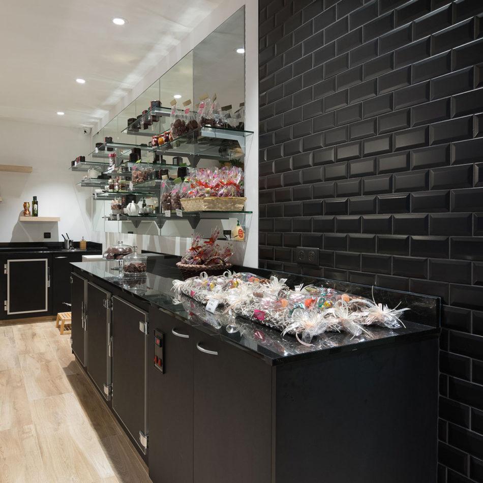 Bakker Boulangerie Vienne interieur