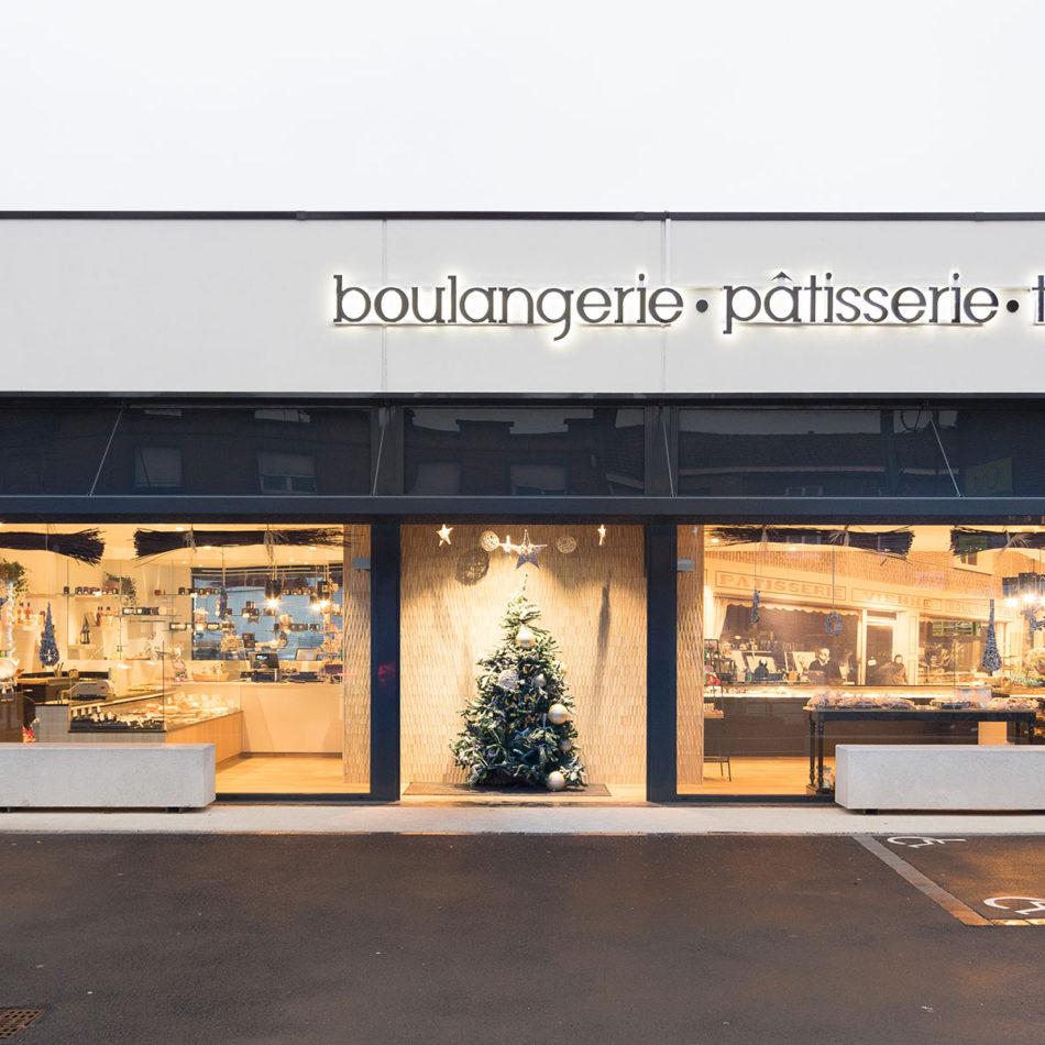 Bakkerij Boulangerie Vienne - referentie Integral Interiors