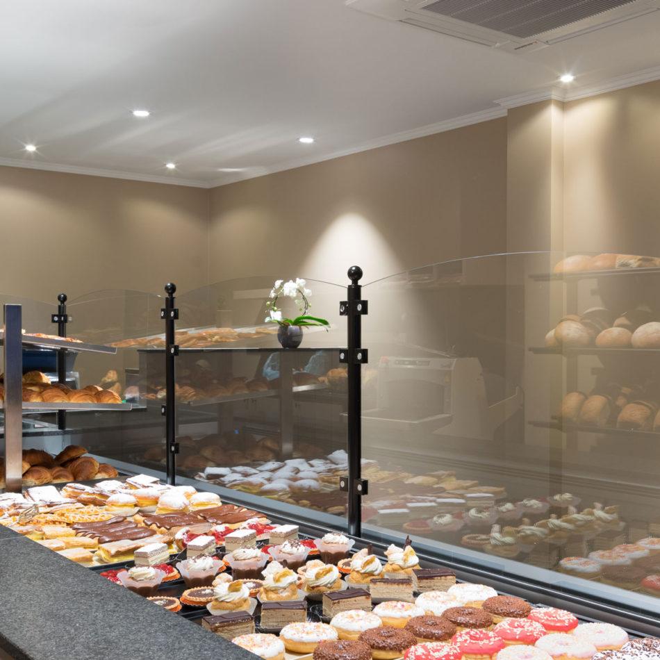 Oli's Bakery bakkerij-inrichting