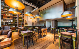 Integral Interiors | Totaalinrichting en interieur voor bistro of snackbar