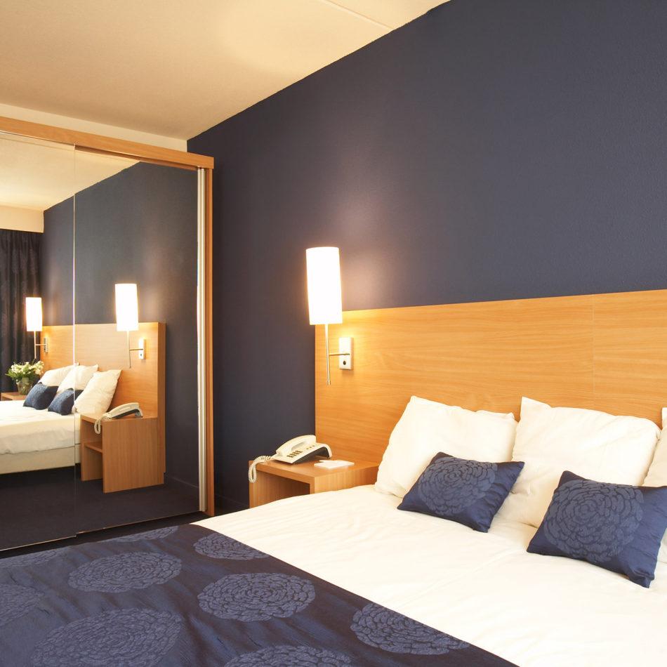 City Inn inrichting hotelkamer gerealiseerd door integral
