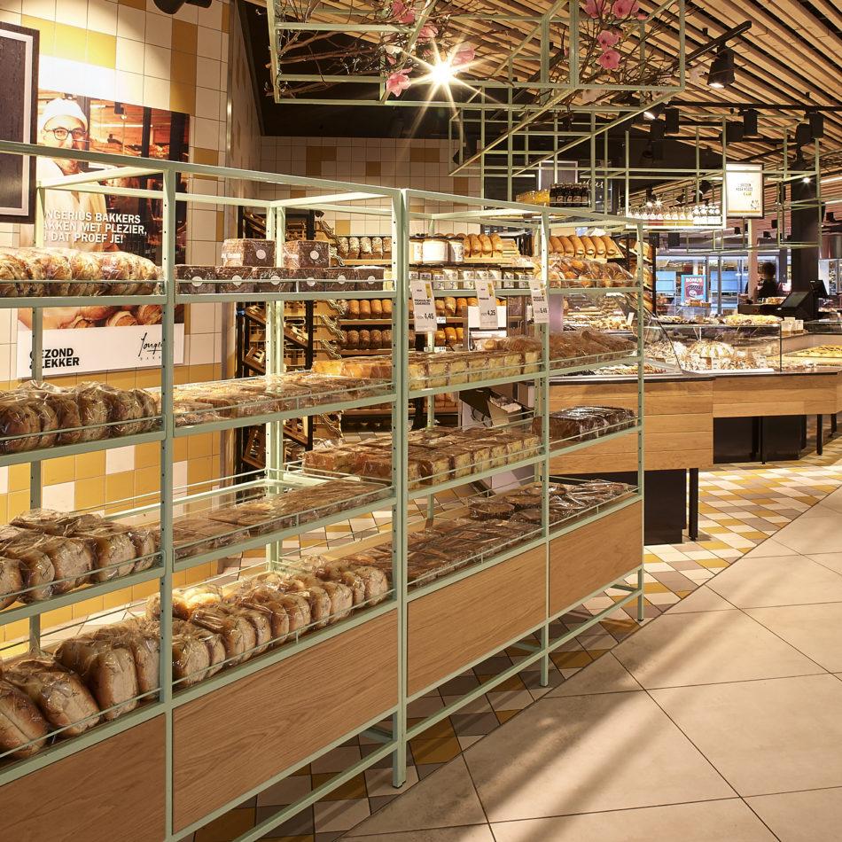 bakkerij winkel inrichting integral jongerius