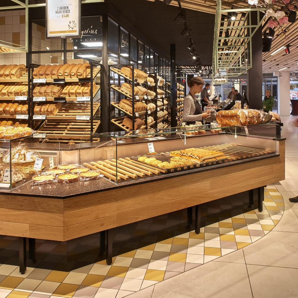 mooie bakkerij winkel interieur atelier integral