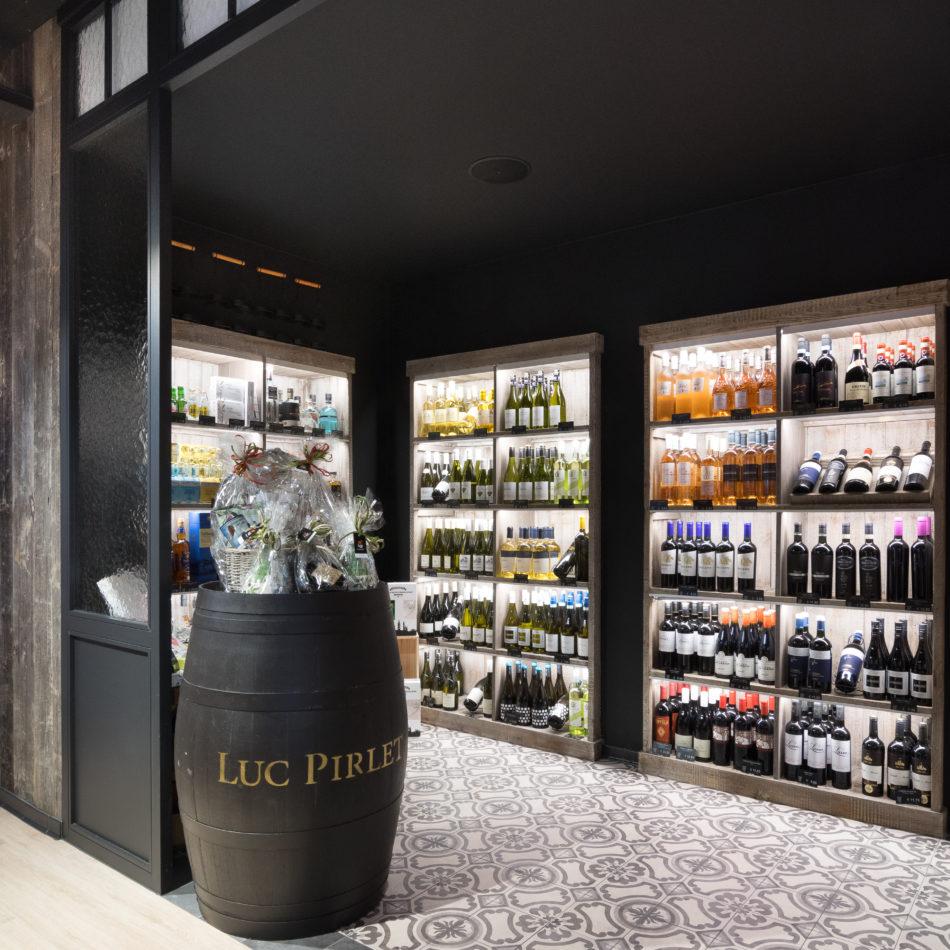 wijn integral interiors foodmarket aalst