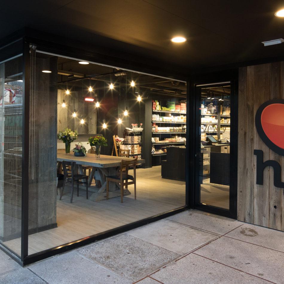 foodmarket interior integral aalst