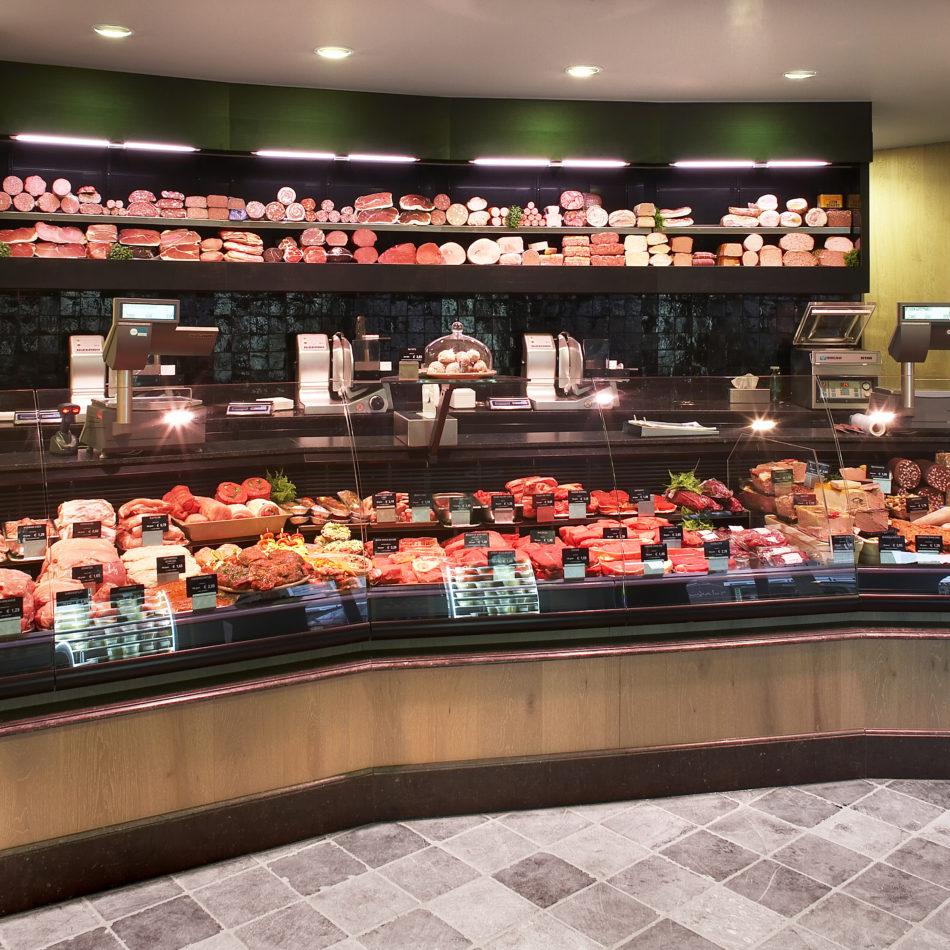 Mooie slagerij winkelinrichting beerens eindhoven integral interiors