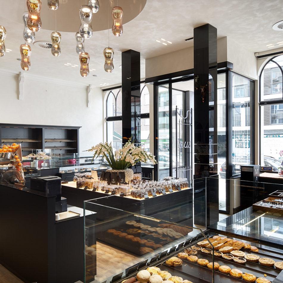 design winkel bakkerij interieur