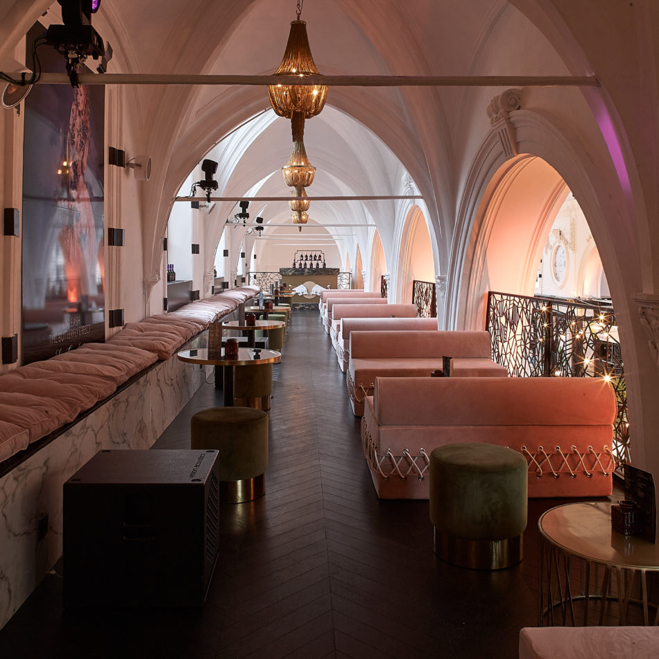 inrichting holy food market bar bistro holy food market design gent integral