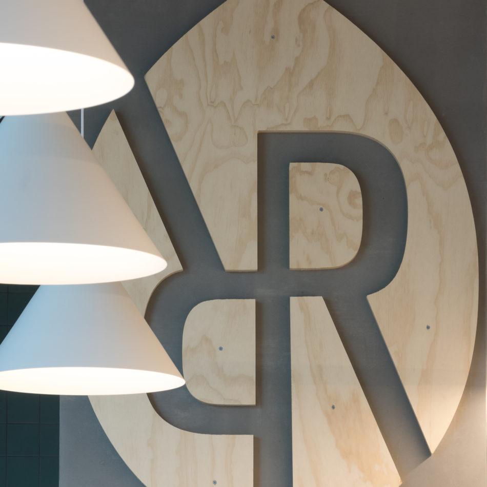 inrichting romain roquette snackbar hip trendy design brussel integral